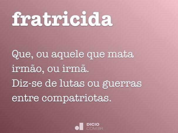 fratricida