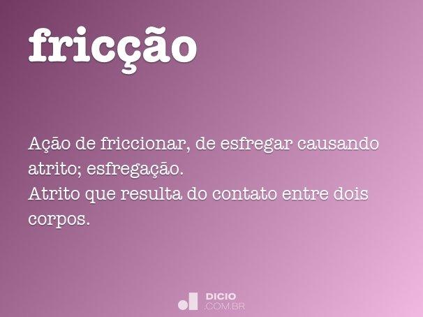 fricção