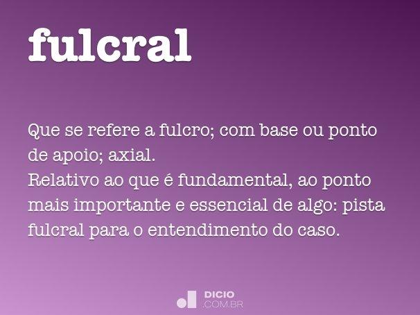 fulcral