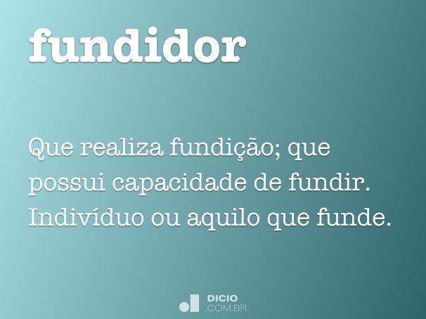 fundidor