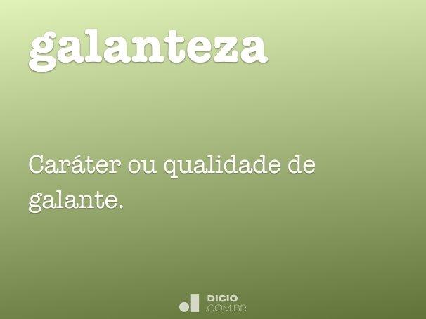 galanteza