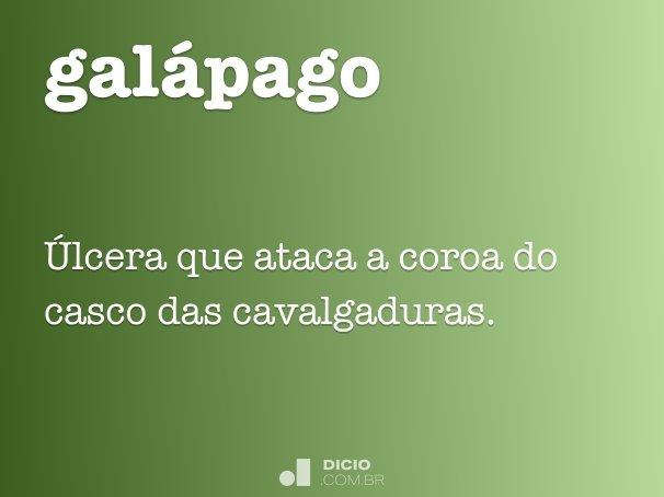 gal�pago