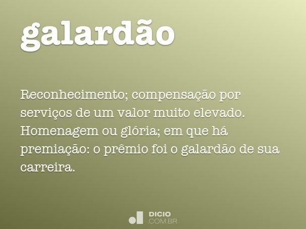 galard�o
