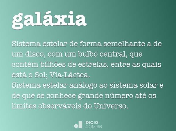 gal�xia