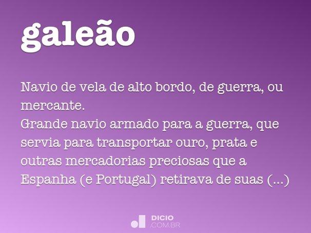 gale�o