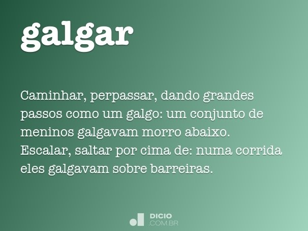 galgar