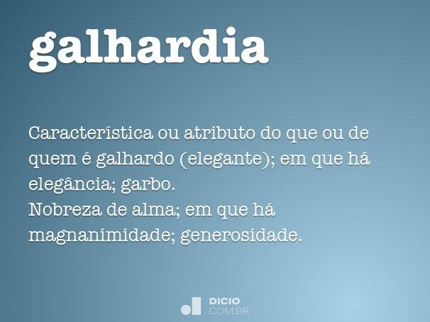 galhardia
