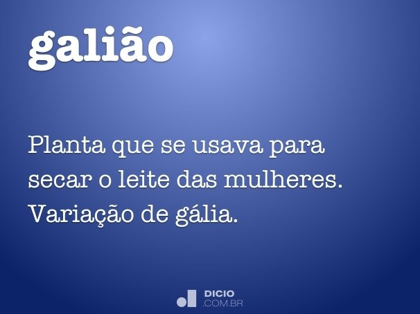 galião