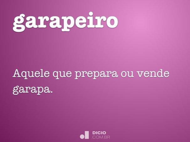garapeiro