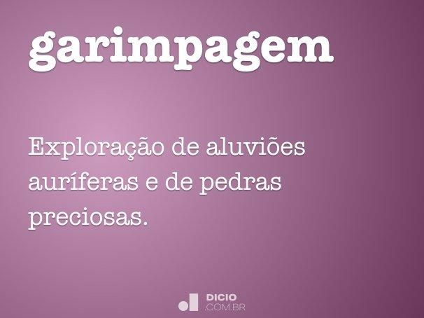 garimpagem