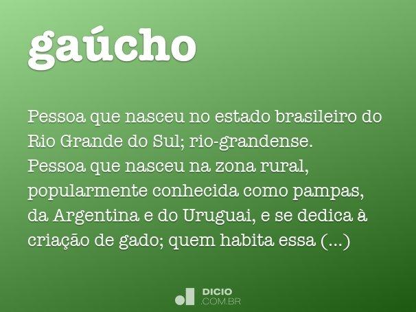 ga�cho