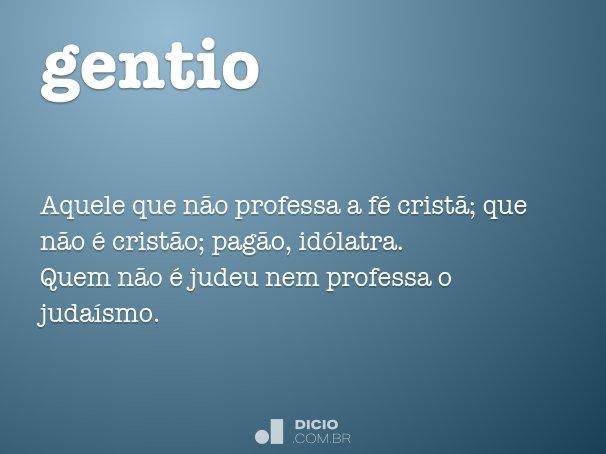 gentio