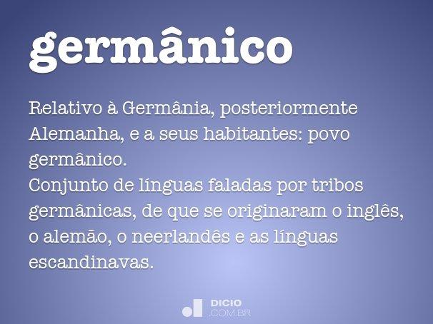 germânico