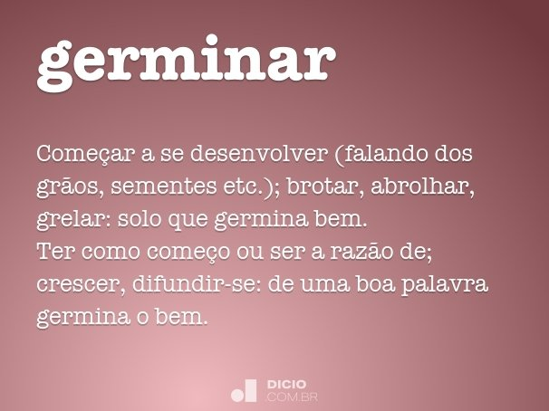 germinar