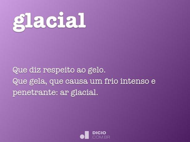 glacial