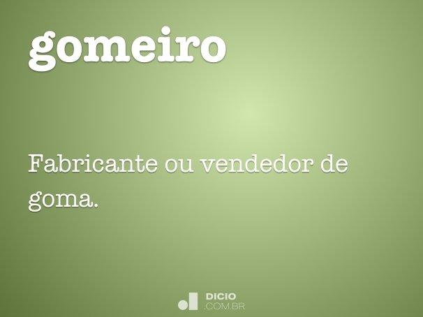 gomeiro
