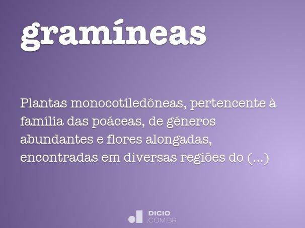 gram�neas