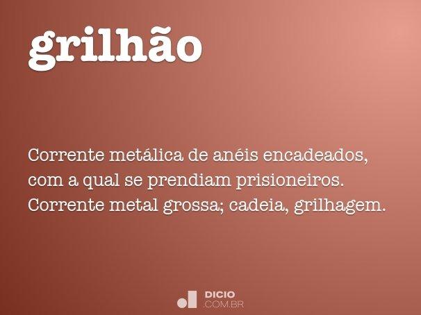 grilhão