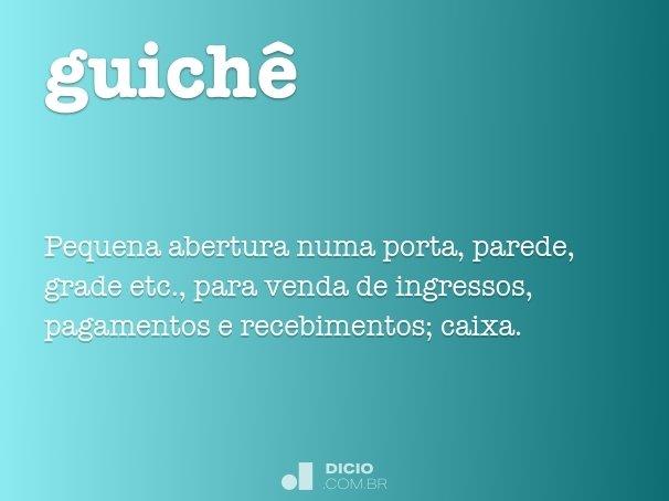 guich�
