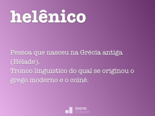 helênico