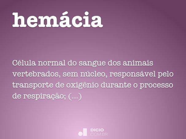hemácia