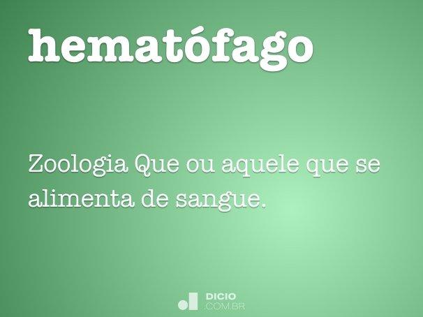 hemat�fago