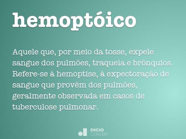 hemopt�ico