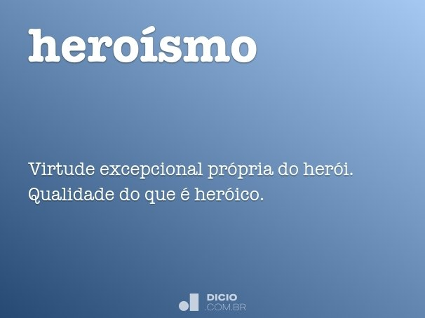 hero�smo