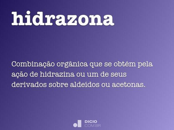 hidrazona