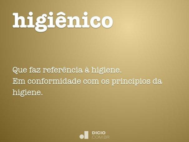higi�nico