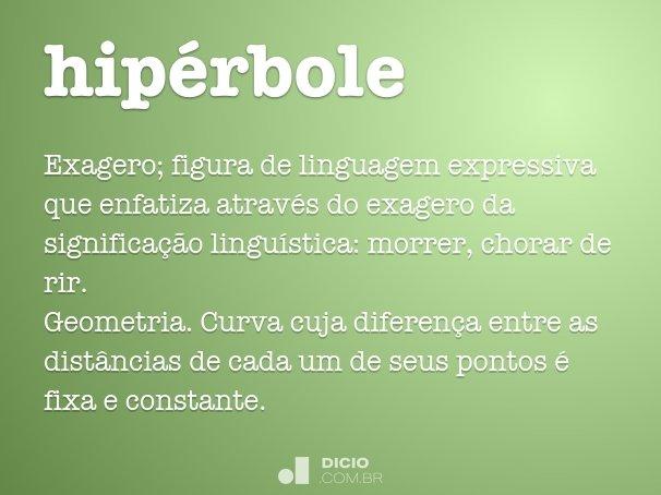 hip�rbole