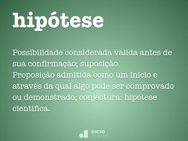 hip�tese