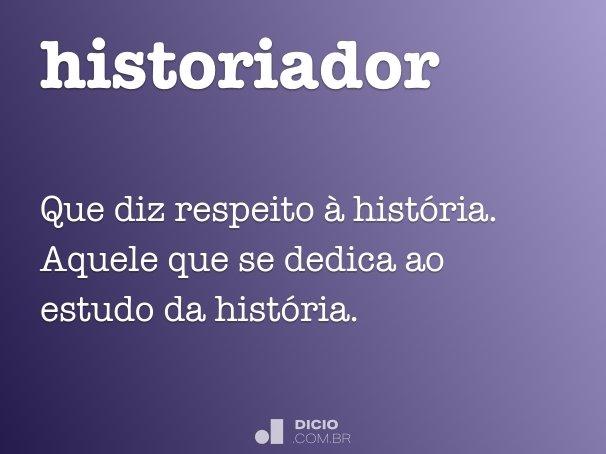 historiador