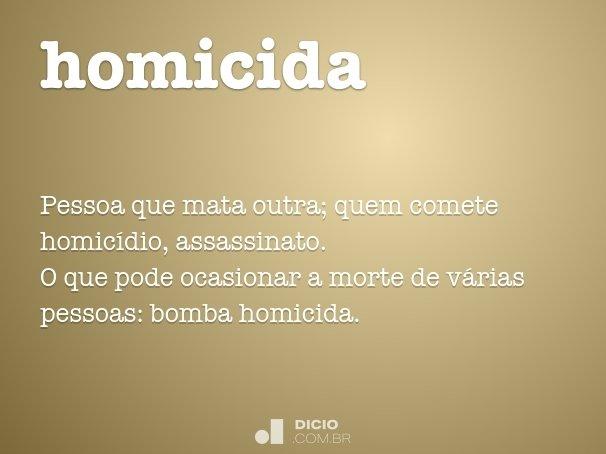 homicida