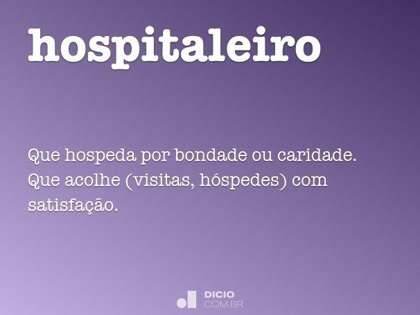 hospitaleiro