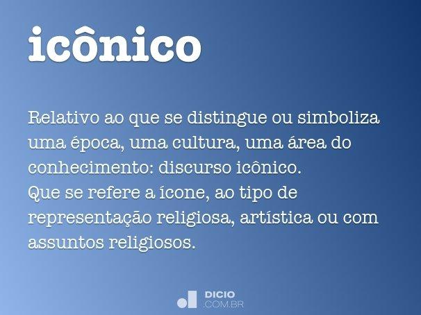 ic�nico
