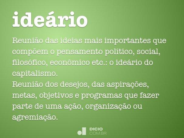 ide�rio
