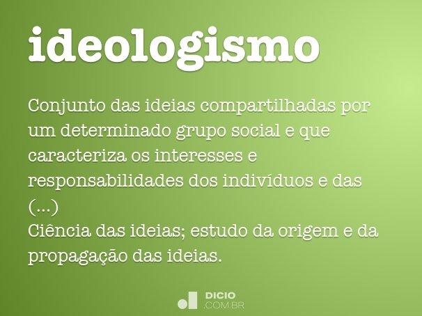 ideologismo