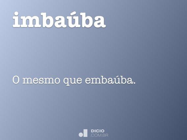 imba�ba