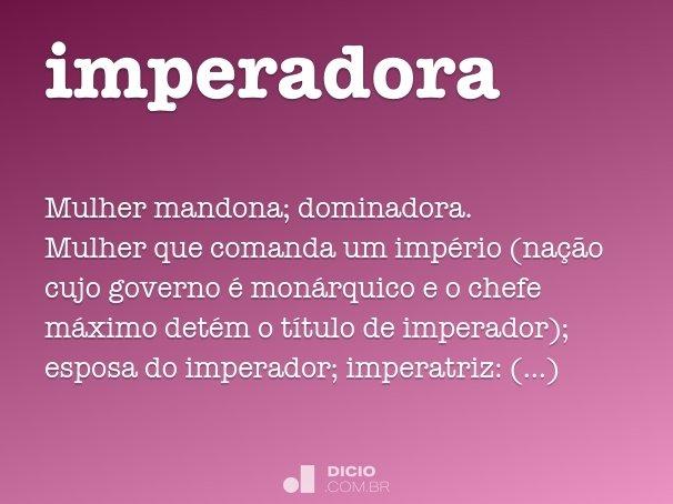 imperadora