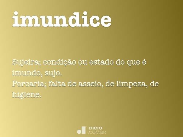 imundice
