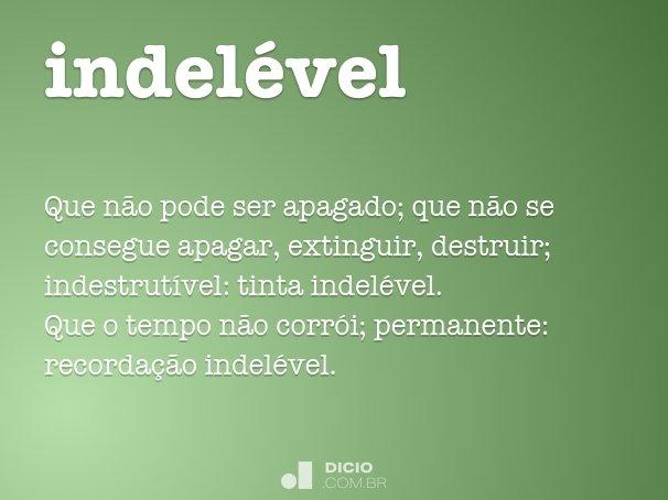 indel�vel