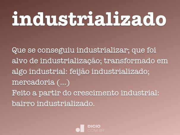 industrializado