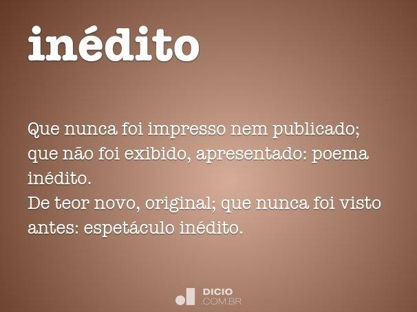 in�dito