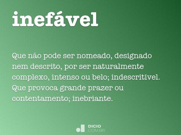 inef�vel