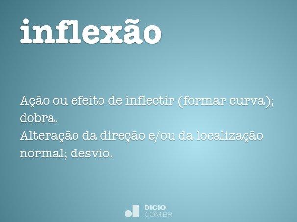 inflex�o
