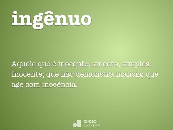 ing�nuo