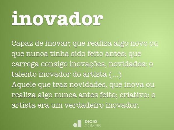 inovador