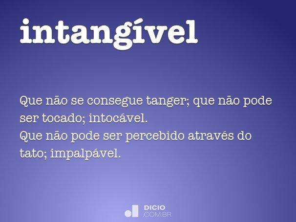 intang�vel