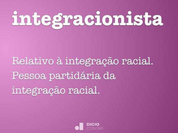 integracionista